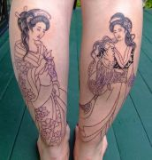 Photos tatouages pictures tattoos Tattoo geisha