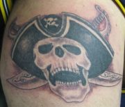 Photos tatouages pictures tattoos Tattoo pirate