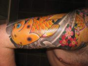 Photos tatouages pictures tattoos 04 Mania tattoo.com tattoo poisson fish