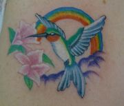 Photos tatouages pictures tattoos 16 Mania tattoo.com tattoo colibri hummingbird