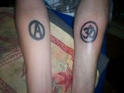 Photos tatouages pictures tattoos 02 Mania tattoo.com tattoo anarchiste