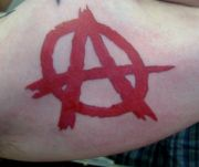 Photos tatouages pictures tattoos 25 Mania tattoo.com tattoo anarchiste