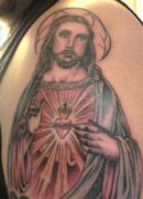 Photos tatouages pictures tattoos 74 Mania tattoo.com tattoo jesus