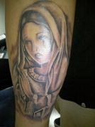 Photos tatouages pictures tattoos 31 Mania tattoo.com tattoo vierge marie virgin mary