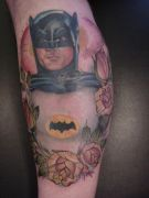 Photos tatouages pictures tattoos 37 Mania tattoo.com Tattoo batman