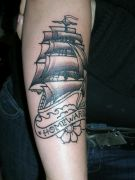 Photos tatouages pictures tattoos 34 Mania tattoo.com Tattoo bateau boat