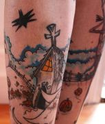 Photos tatouages pictures tattoos 56 Mania tattoo.com Tattoo cartoon