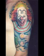 Photos tatouages pictures tattoos 105 Mania tattoo.com Tattoo clown