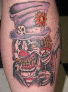 Photos tatouages pictures tattoos 40 Mania tattoo.com Tattoo clown