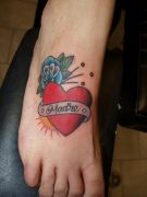 Photos tatouages pictures tattoos 101 Mania tattoo.com Tattoo coeur heart