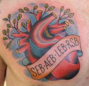 Photos tatouages pictures tattoos 46 Mania tattoo.com Tattoo coeur heart