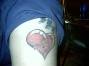 Photos tatouages pictures tattoos 483 Mania tattoo.com Tattoo coeur heart