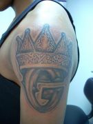 Photos tatouages pictures tattoos 73 Mania tattoo.com Tattoo couronne crown