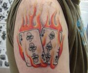 Photos tatouages pictures tattoos 14 Mania tattoo.com Tattoo flamme flame