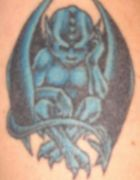Photos tatouages pictures tattoos 53 Mania tattoo.com Tattoo gargouille gargoyle