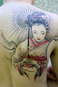 Photos tatouages pictures tattoos 39 Mania tattoo.com Tattoo geisha