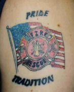 Photos tatouages pictures tattoos 26 Mania tattoo.com Tattoo patriotique patriotic