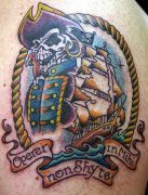Photos tatouages pictures tattoos Z1917 Mania tattoo.com Tattoo pirate