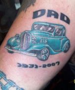 Photos tatouages pictures tattoos 61 Mania tattoo.com Tattoo voiture car
